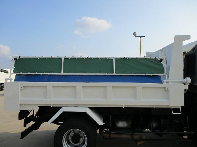 ダンプ 積載3.6t メッキパーツ 電動コボレーン付 ターボ(18枚目)