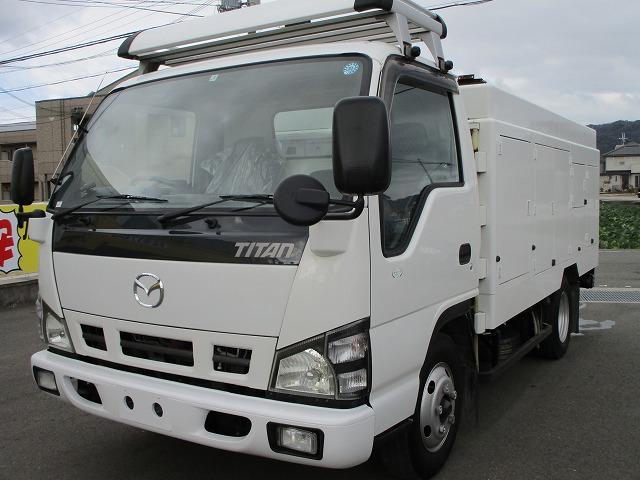 「マツダ」「タイタントラック」「トラック」「和歌山県」の中古車3