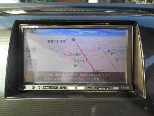 リミテッド HDDナビ ETC ディスチャージヘッドライト(7枚目)