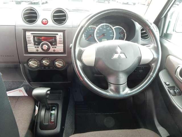 660エクシード 4WD CD ラジオ ETC 盗難防止装置(9枚目)