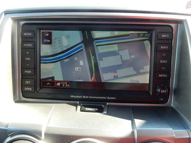 純正HDDナビ搭載☆ミュージックサーバーとしても機能するので、ドライブの良き相棒となってくれます☆
