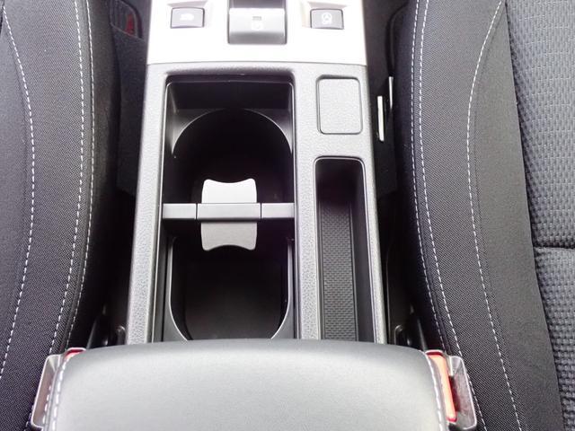 1.6GTアイサイト 衝突被害軽減ブレーキ 前後誤発進抑制機能 車線逸脱防止(警報/支援) バックカメラ SDナビ コーナーセンサー クルーズコントロール ステアリングリモコン パドルシフト LEDヘッドライト ETC(28枚目)