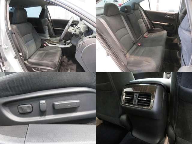 ホンダ アコードハイブリッド LX ワンオーナー車 HDDインターナビ CD