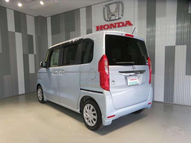 ホンダ N BOX G・EXホンダセンシング 当社デモカー ギャザスメモリーナビ