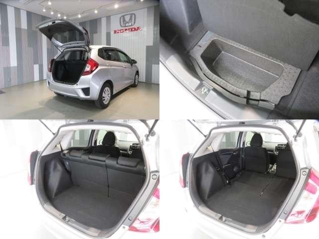 13G・Fパッケージ ワンオーナー車 ギャザスCDチューナー(12枚目)