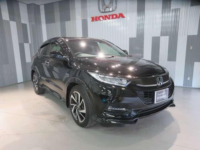 「ホンダ」「ヴェゼル」「SUV・クロカン」「奈良県」の中古車5