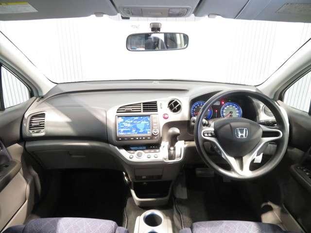 X HDDナビパッケージ ワンオーナー車 HDDインターナビ(9枚目)