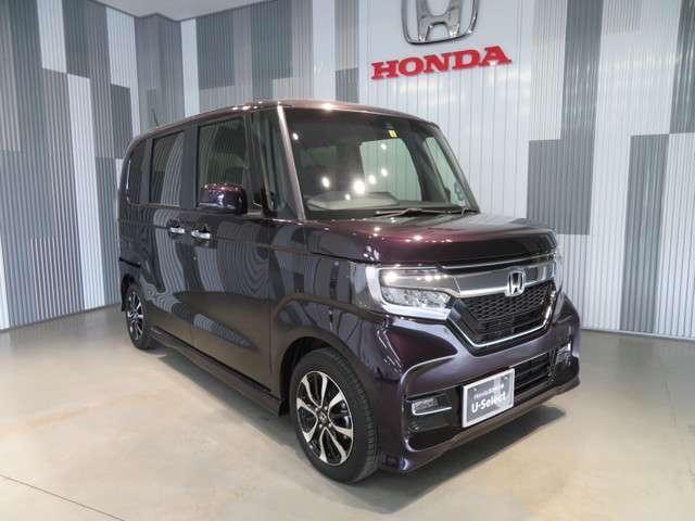 G・Lホンダセンシング 当社デモカー ギャザスメモリーナビ(5枚目)