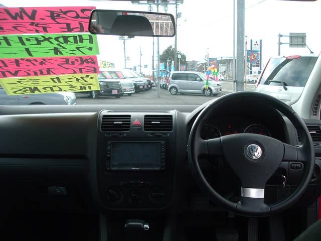 フォルクスワーゲン VW ゴルフ E HDDナビ