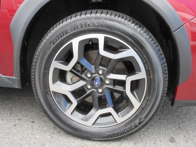 17インチアルミホイール       タイヤサイズは、225/55R17