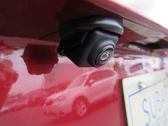 見えない後ろも、カメラで視認を確保 バックカメラ装備