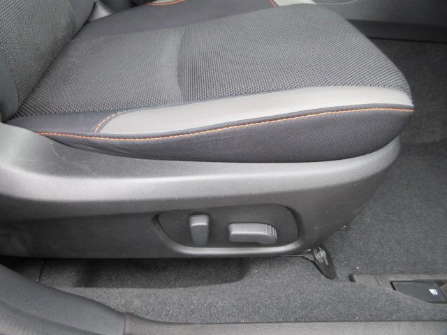 運転席8ウェイパワーシート  微妙な調節をするならパワーシートじゃないといけませんね。アナタ好みにフィットします!