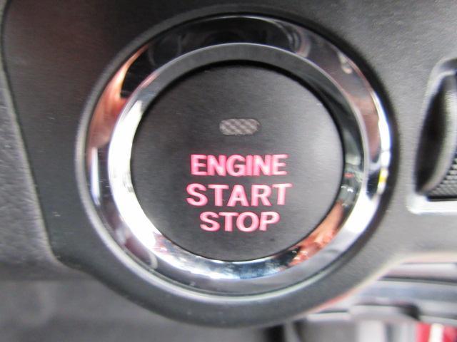 キーレスアクセス&プッシュスタート鞄やポケットに、アクセスキーを収納したまま、エンジンをかけることが出来ます。本当に便利ですね!