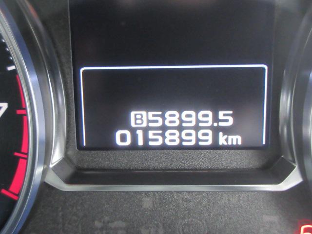 走行距離15889km