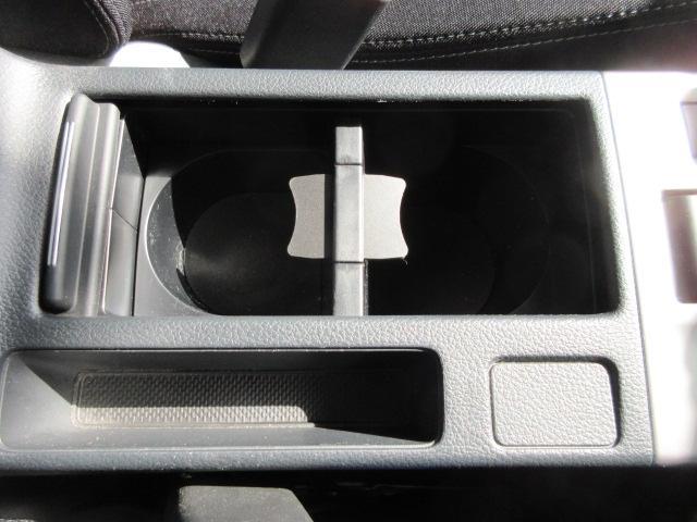 ドリンクホルダー  容器の大きさに応じて、固定出来るストッパー付。