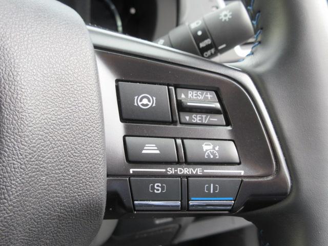プリクラッシュブレーキだけではなく0km〜100km/hでの追従走行やふらつき警告、駐車場等での誤発進防止機能、車線維持機能など、他にも多くの機能がございます。