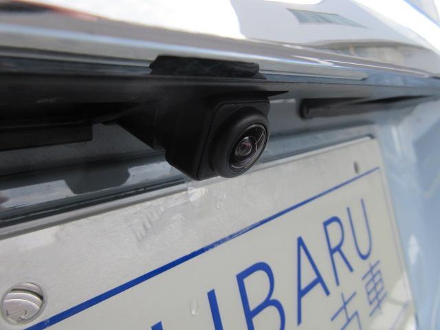 バックカメラ 見えない後ろも、カメラで視認を確保