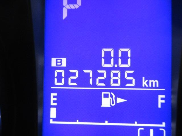 走行距離 27285km