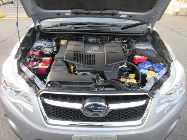 2.0L水平対向4気筒DOHC+モーター