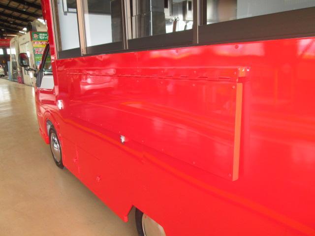 日産 バネットトラック 移動販売車アーリールック東京横浜保健所対応ラーメン屋さん仕様