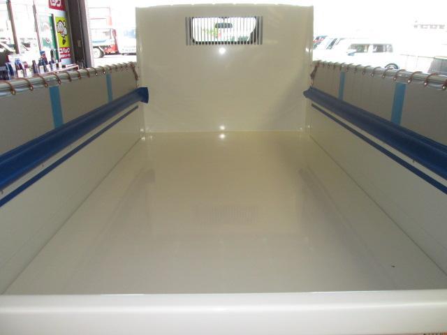 三菱ふそう キャンター カスタムターボHID全低床強化ダンプ3tコボレーンリヤダム式