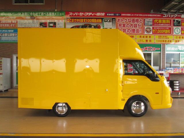 移動販売車仕様 アーリールック8ナンバー 東京横浜保健所対応(4枚目)