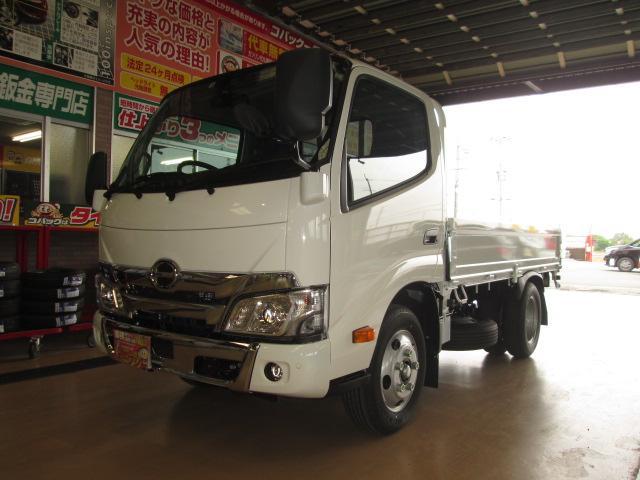 新型ハイグレードPCS全低床平ボディトラック3トン150馬力(7枚目)