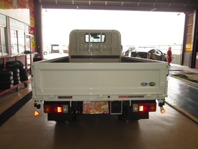 新型ハイグレードPCS全低床平ボディトラック3トン150馬力(10枚目)