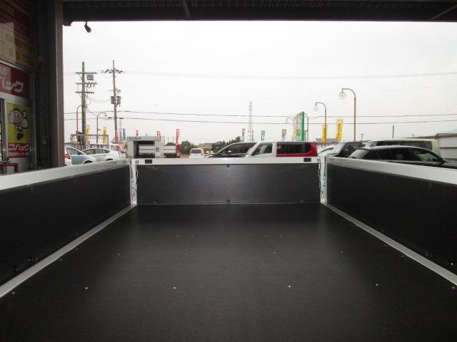 新型ハイグレードPCS全低床平ボディトラック3トン150馬力(19枚目)