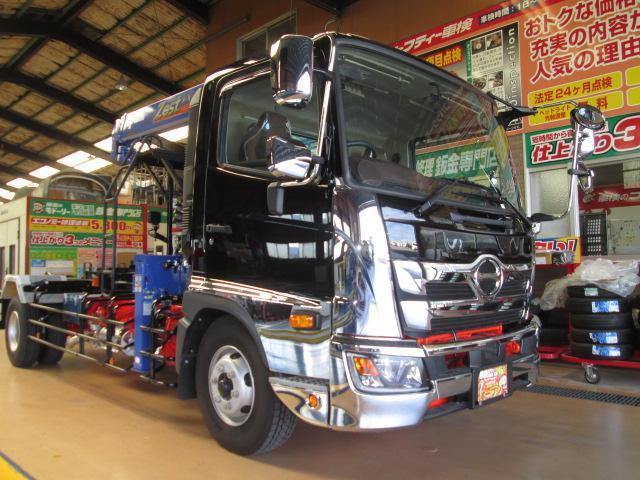 「その他」「ヒノレンジャー」「トラック」「奈良県」の中古車6