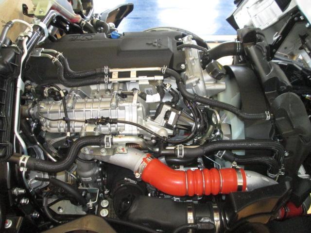 新型カスタム150馬力HID全低床2トン衝突軽減B純正メッキ(19枚目)