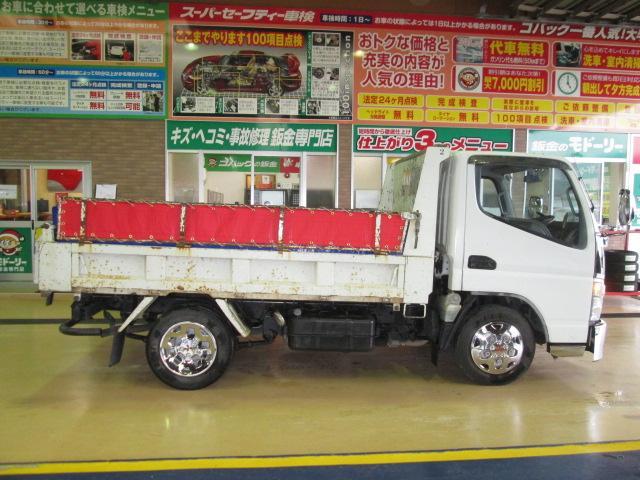「その他」「キャンター」「トラック」「奈良県」の中古車4