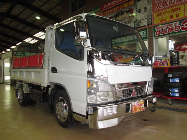 「その他」「キャンター」「トラック」「奈良県」の中古車8