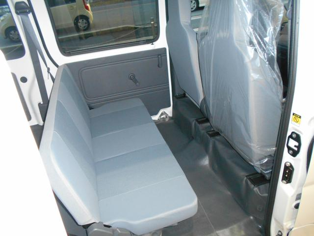 ダイハツ ハイゼットカーゴ DX 4WD ラジオ 両側スライドドア キーレス