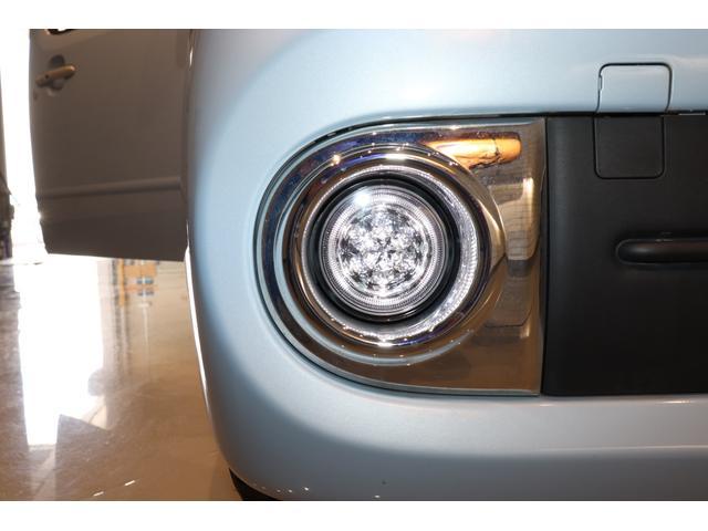 フォグライトもバッチリ装備!LEDヘッドライトと合わせて使えば、夜道がより明るくなりますよ〜!