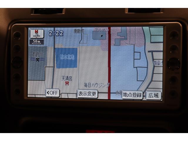 150G HIDセレクション 純正SDナビ ワンセグTV(3枚目)