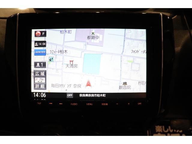 RSt 衝突被害軽減システム 純正SDナビ クルーズコントロール シートヒーター ターボ LEDヘッドランプ AW CD DVD再生 USB入力端子 Bluetooth接続 フルセグTV スマートキー(3枚目)