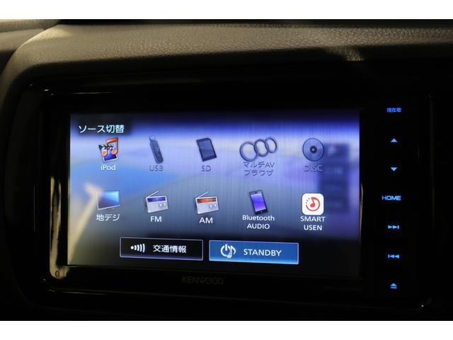 F 社外ナビ ETC フルセグTV CD DVD再生 電動格納ミラー キーレス エアバッグ 助手席エアバッグ ABS マニュアルエアコン パワーウインド パワーステアリング(4枚目)