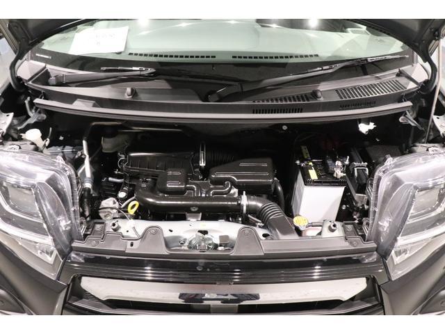 カスタムX 衝突被害軽減システム クリアランスソナー 両側電動スライドドア LEDヘッドランプ 電動格納ミラー オートライト アイドリングストップ AW スマートキー 盗難防止システム(18枚目)
