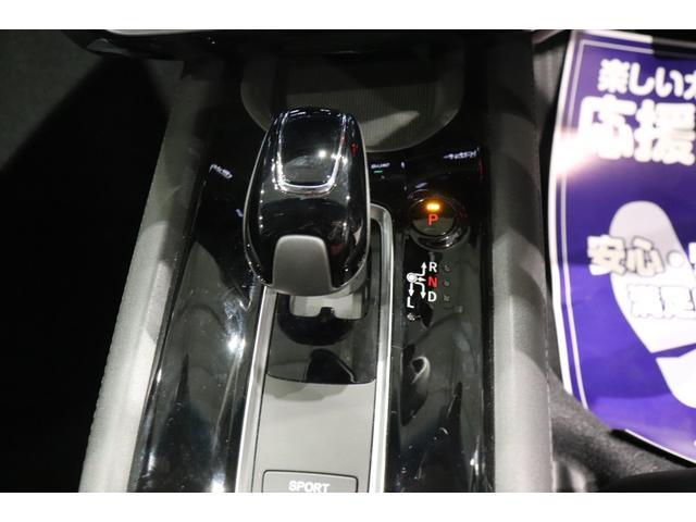 ハイブリッドZ・ホンダセンシング 衝突軽減ブレーキ クルーズコントロール スマートキー レーンアシスト オートライト 電動格納ミラー LEDヘッドライト ETC AW パドルシフト(5枚目)