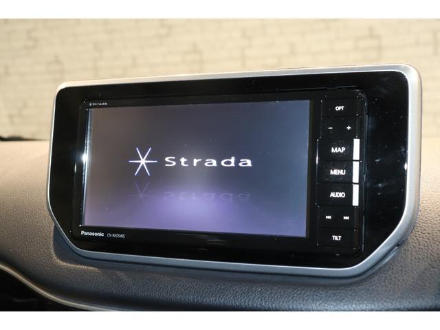 カスタム RS ハイパーSAIII 衝突軽減ブレーキ アイドリングストップ 社外メモリーナビ フルセグTV ドライブレコーダー バックカメラ スマートキー ETC AW シートヒーター 電動格納ミラー USB接続端子(4枚目)