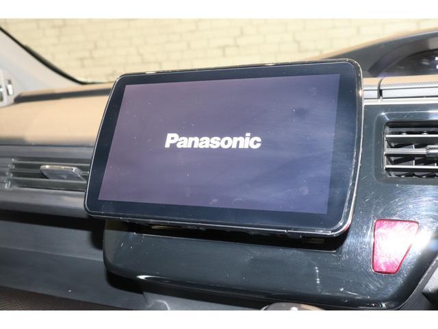 スパーダ・クールスピリット ホンダセンシング 衝突被害軽減システム 社外メモリーナビ 7人乗 4WD ETC AW 両側電動スライドドア クルーズコントロール Bカメラ USB入力端子 オートライト フルセグTV Bluetooth接続(4枚目)