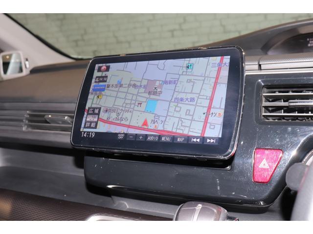 スパーダ・クールスピリット ホンダセンシング 衝突被害軽減システム 社外メモリーナビ 7人乗 4WD ETC AW 両側電動スライドドア クルーズコントロール Bカメラ USB入力端子 オートライト フルセグTV Bluetooth接続(5枚目)