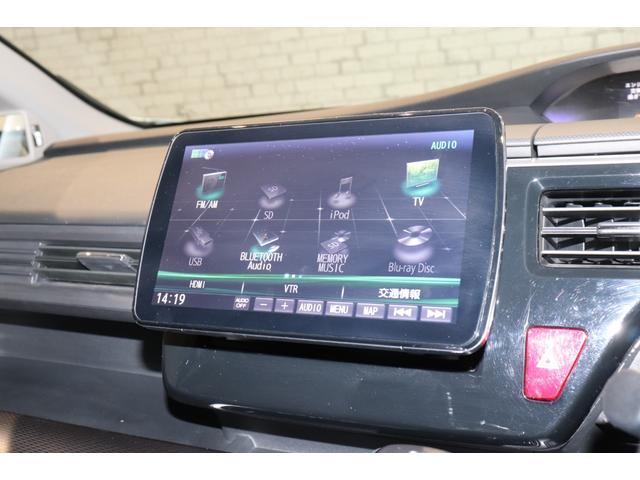 スパーダ・クールスピリット ホンダセンシング 衝突被害軽減システム 社外メモリーナビ 7人乗 4WD ETC AW 両側電動スライドドア クルーズコントロール Bカメラ USB入力端子 オートライト フルセグTV Bluetooth接続(6枚目)