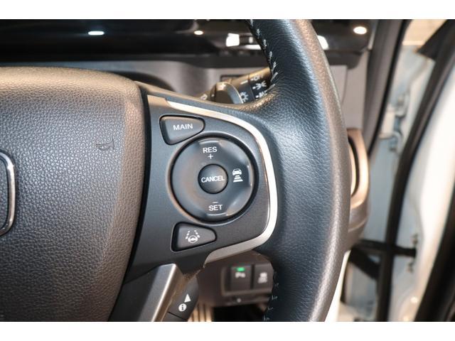 スパーダ・クールスピリット ホンダセンシング 衝突被害軽減システム 社外メモリーナビ 7人乗 4WD ETC AW 両側電動スライドドア クルーズコントロール Bカメラ USB入力端子 オートライト フルセグTV Bluetooth接続(11枚目)