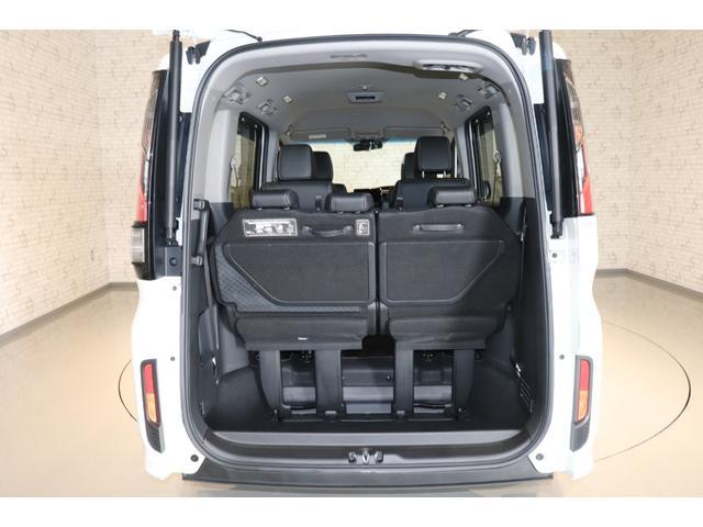 スパーダ・クールスピリット ホンダセンシング 衝突被害軽減システム 社外メモリーナビ 7人乗 4WD ETC AW 両側電動スライドドア クルーズコントロール Bカメラ USB入力端子 オートライト フルセグTV Bluetooth接続(21枚目)