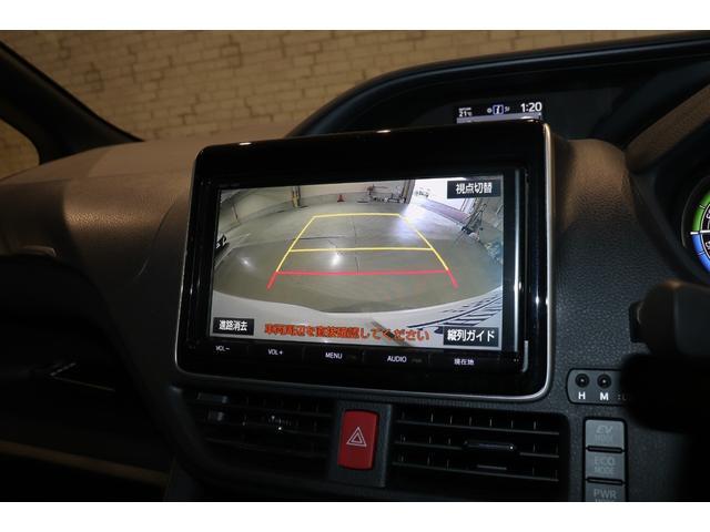 ハイブリッドG 衝突被害軽減システム 7人乗り 純正SDナビ フルセグTV バックカメラ ドライブレコーダー シートヒーター 両側電動スライドドア ETC クルーズコントロール オートライト スマートキー(6枚目)