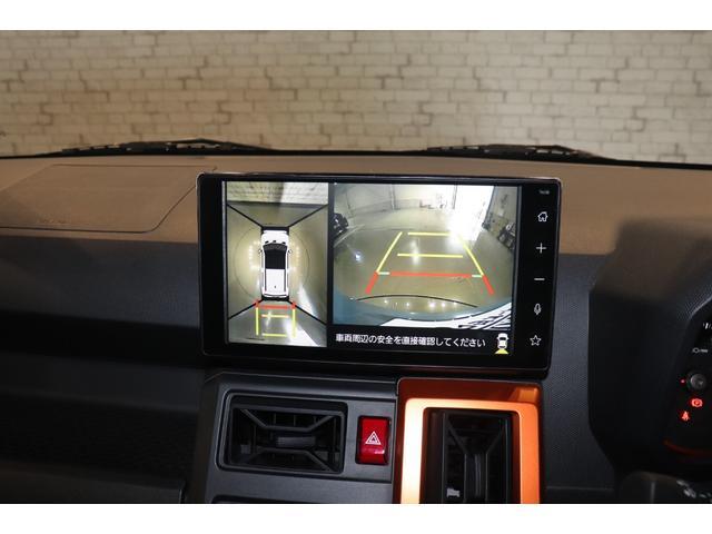 Gターボ 衝突被害軽減システム ディスプレイオーディオ フルセグTV ターボ AW クルーズコントロール アイドリングストップ シートヒーター レーンアシスト LEDヘッドライト オートライト 全周囲カメラ(4枚目)