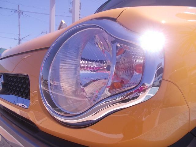 スズキ ハスラー G 衝突軽減ブレーキ アイドリングストップ シートヒーター