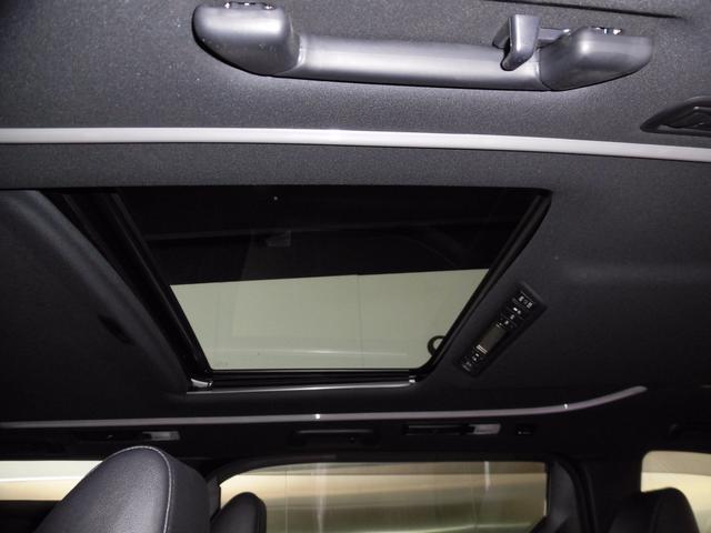 トヨタ アルファード 2.5S Aパッケージ タイプブラック 7人乗り サンルーフ
